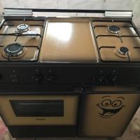 vends cuisinière à gaz 4 feux