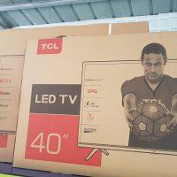 Nouvelle Arrivage Smart TV TCL (netfix, youtube, wi-fi) HD 49 et 40