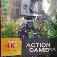Nouvelle arrivage Camera sport 4K avec tout les accesooire caison étanche Waterproof...