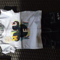 short + t shirt mickey disney
