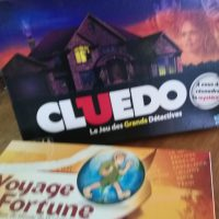 Vends 2 jeux de sociétés Enfants