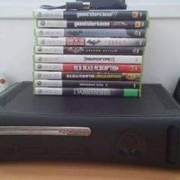 XBOX 360 + 10 Jeux